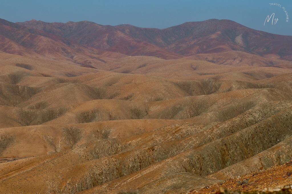 Cosa vedere a Fuerteventura: Mirador de Sicasumbre