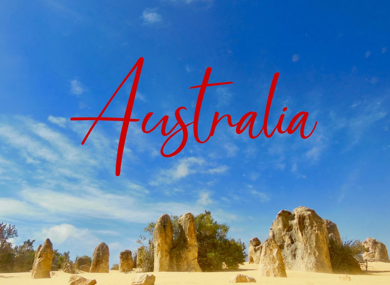 Categoria Australia
