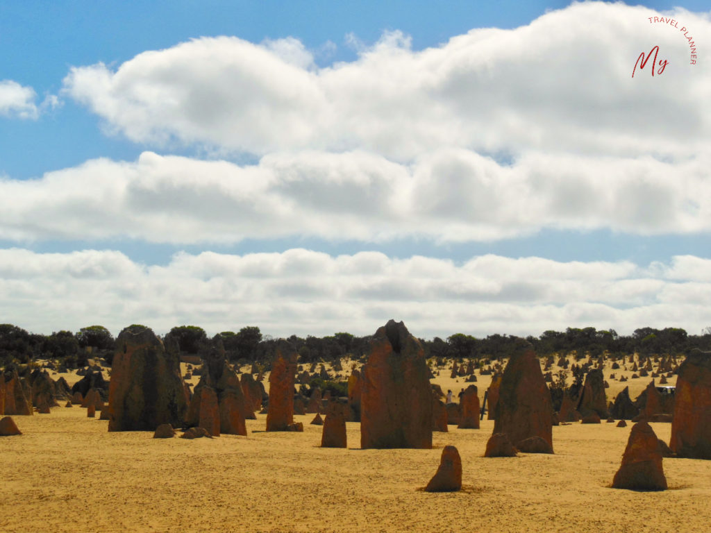 il deserto dei pinnacoli al nambung park