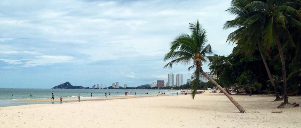 Dove andare al mare vicino a Bangkok: Hua Hin