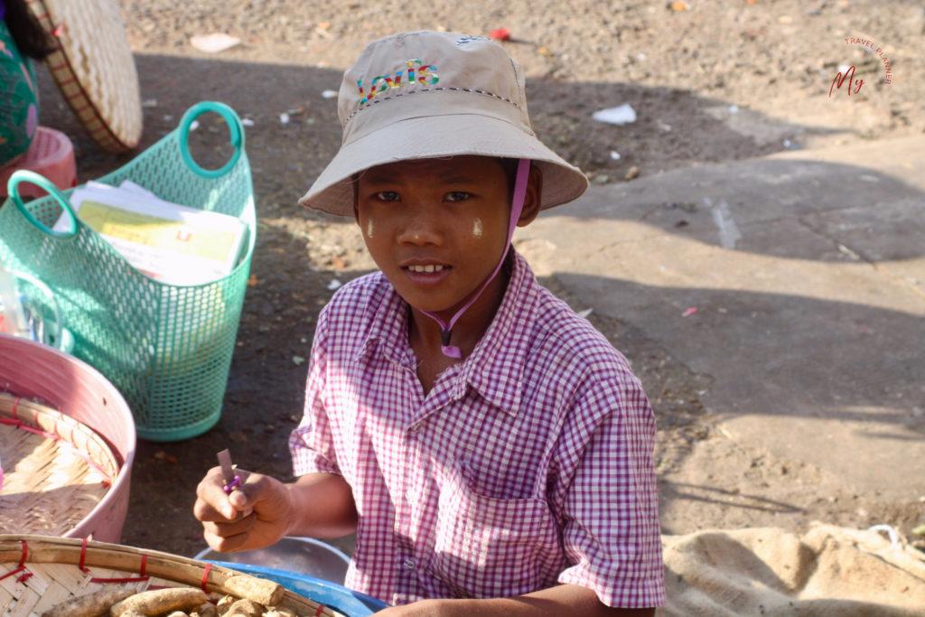 Bimbo birmano