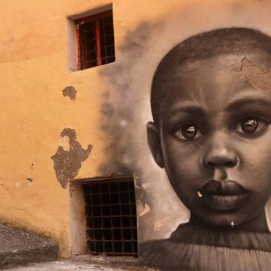 Diamante città dei murales