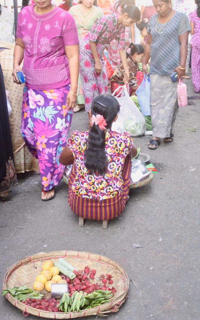 Mercato in Myanmar_Birmania