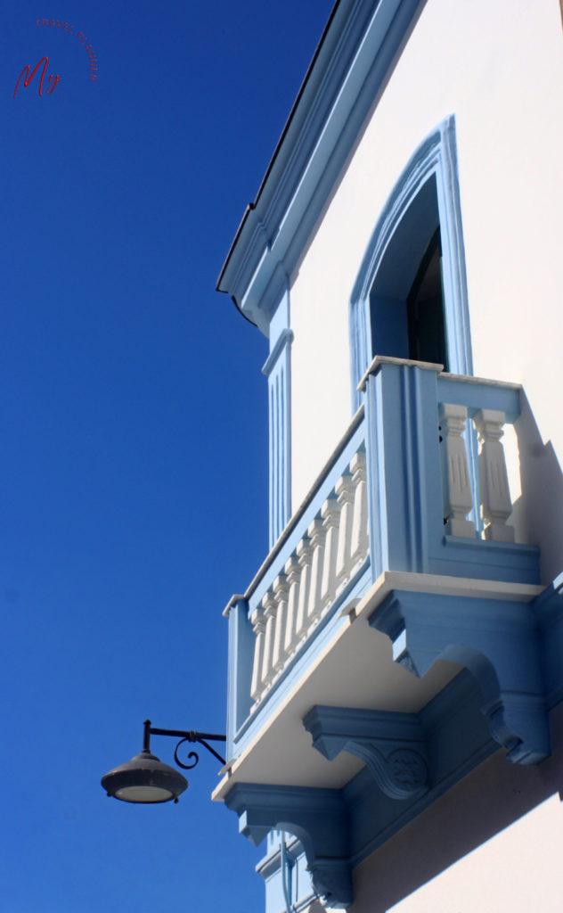 Balcone a Calasetta