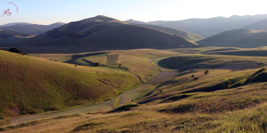 L'incanto dei Monti Sibillini