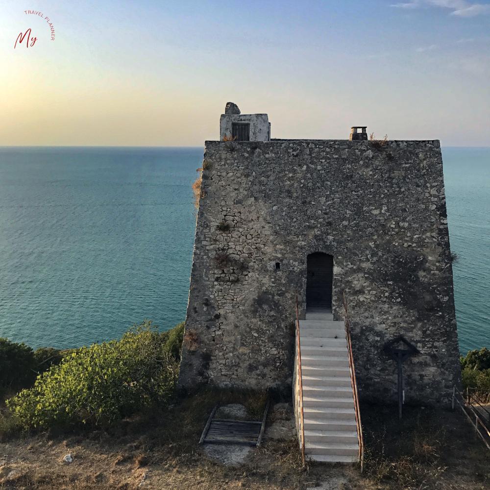 Torre di Monte Pucci nel Gargano