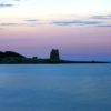 Il Gargano al tramonto