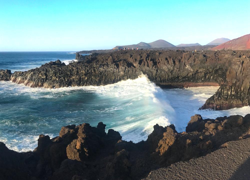 L'oceano di Lanzarote