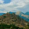 Morano Calabro, il borgo presepe