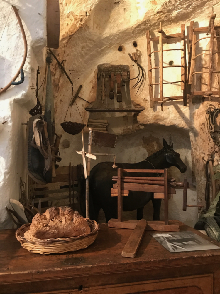 Cosa vedere a Matera: la casa grotta