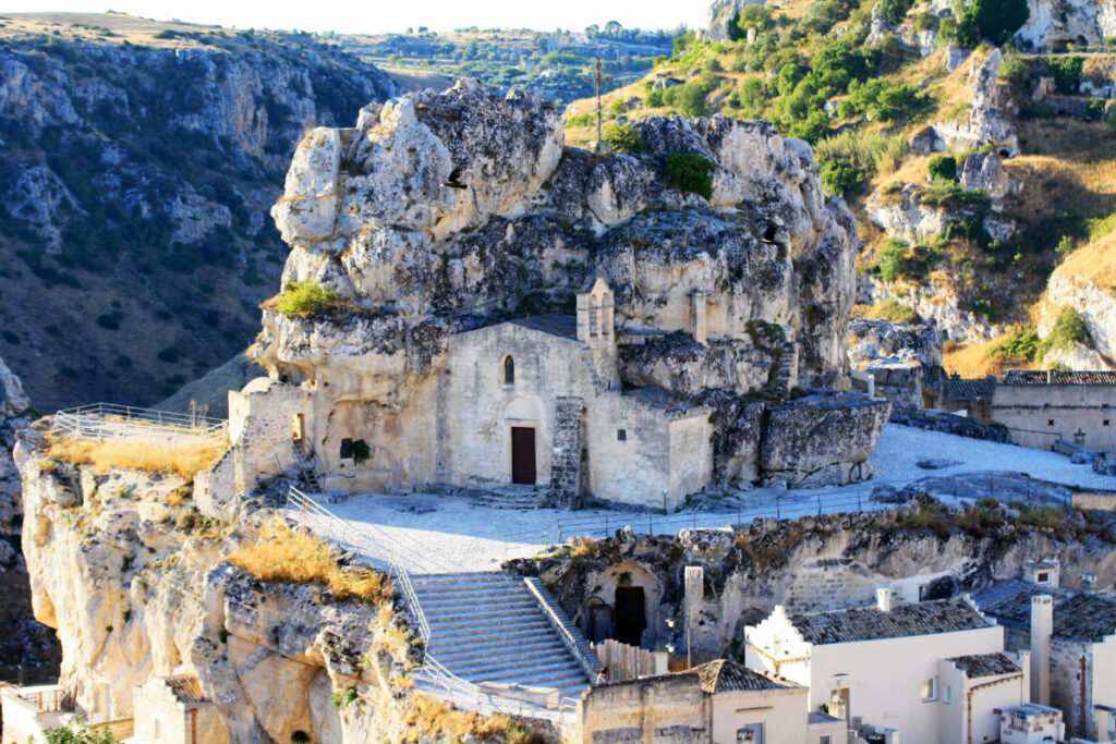Cosa vedere a Matera: Santa Maria di Idris