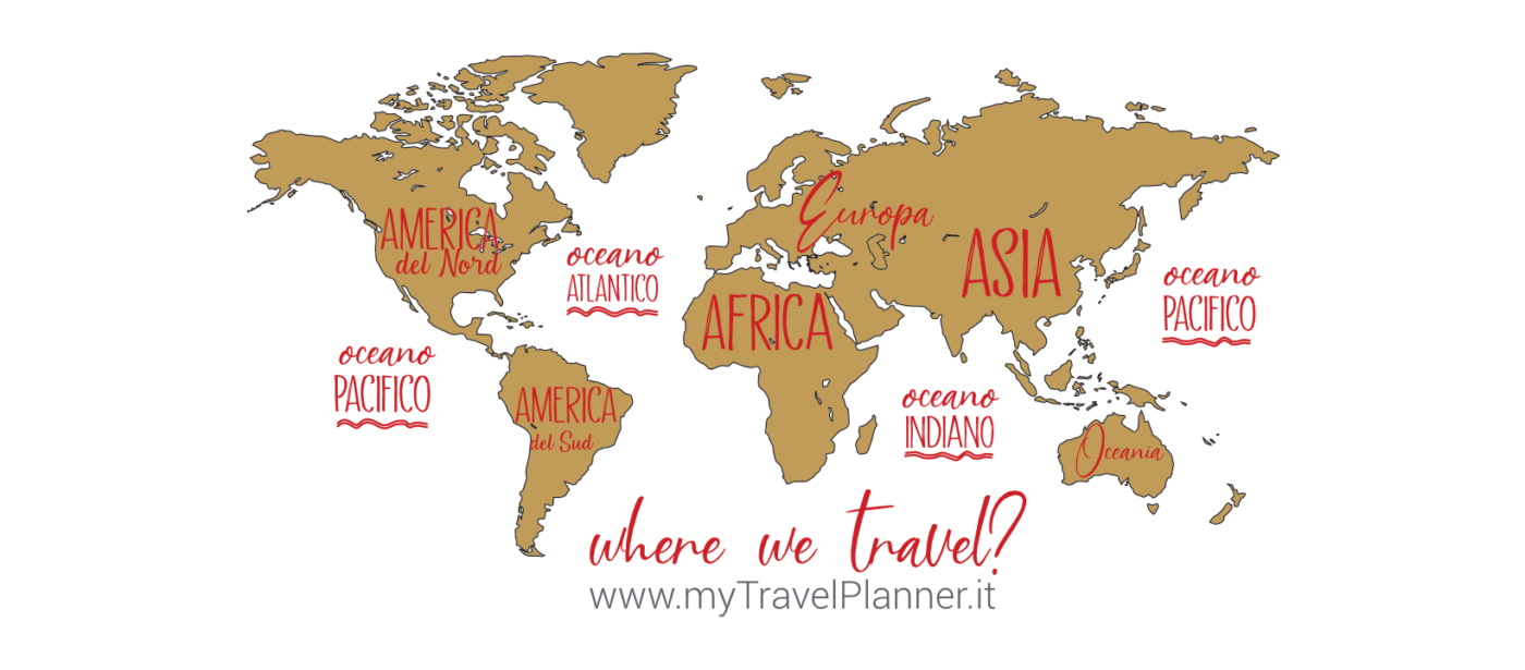 dove andare in viaggio?