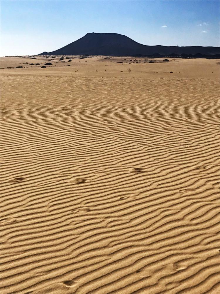 Dune di Corralejo e Montana Roja