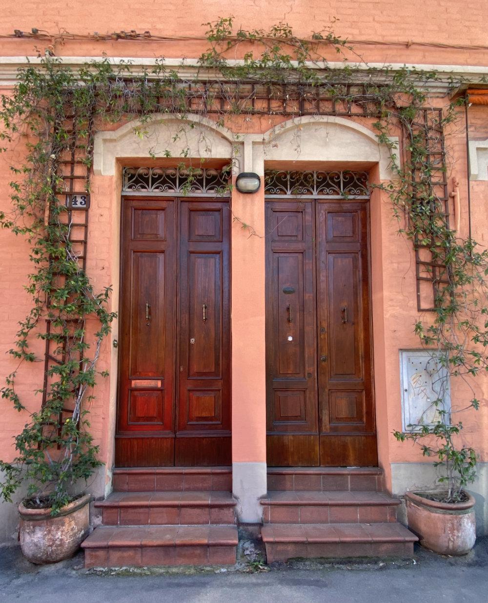 Casa di Guccini alla Cirenaica