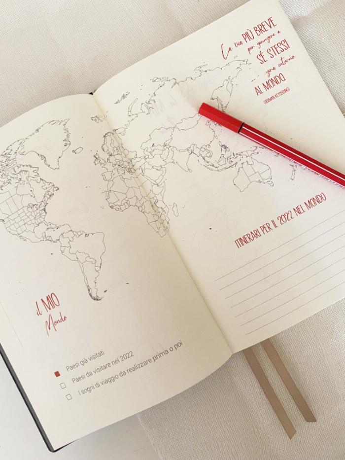 scrivi i tuoi desideri di viaggio